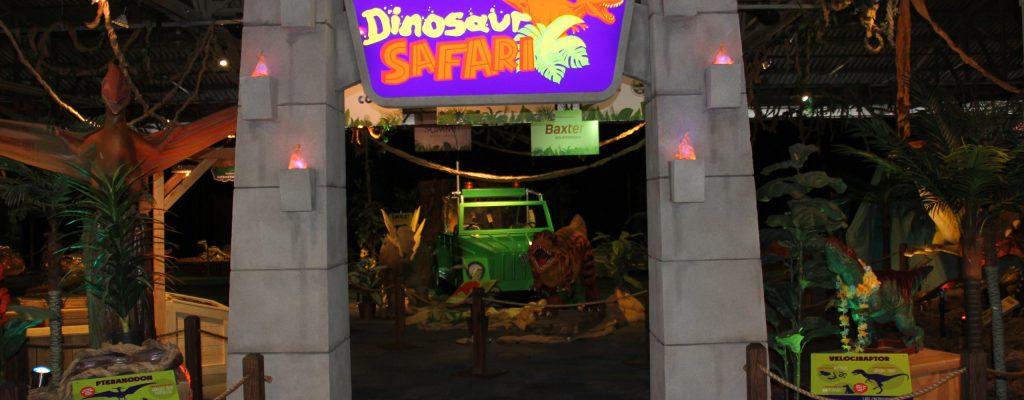 Dinosaur Safari Entry