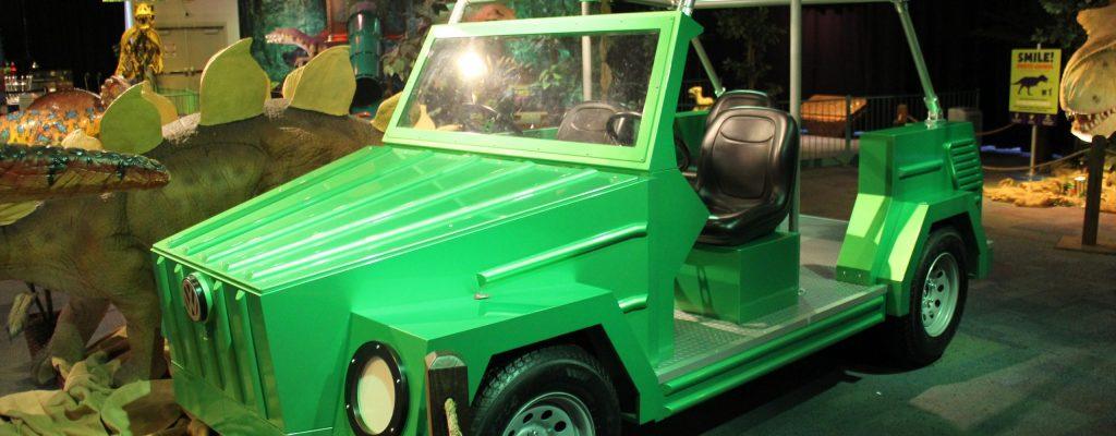Dinosaur Safari Jeep