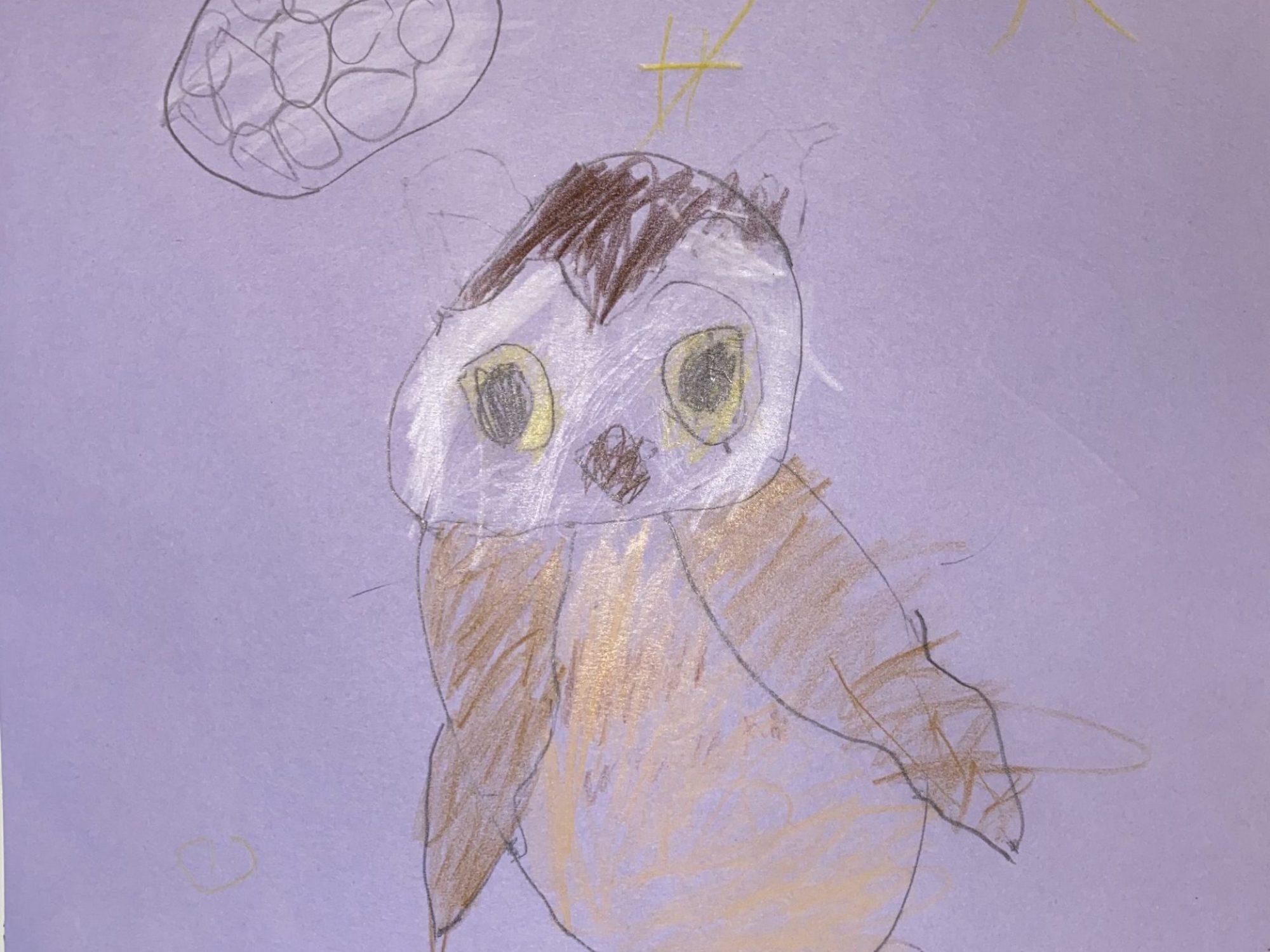Wesley Art Contest-Preschool Winner